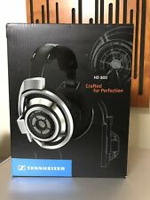 Sennheiser HD800 Headphones -Early production Unit SN: 8115  in good condition