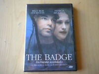 The badge Inchiesta scandalo DVD arquette thornton lingua italiano inglese