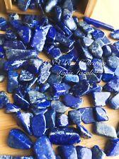 Tumbled Natural Gemstone Crystal Lapis Lazuli 5g Chip Stone Small To Medium