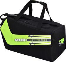 Rdx gimnasio Bag saco pesado Holdall Gear mochila Formación kit Deportivo bolso