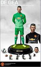 1/6 Scale ZCWO Manchester United Football Goal Keeper Stopper David De Gea NEW