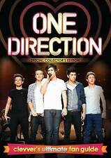 One Direction: Clevvers Ultimate Fan Guide DVD Collectors Edition Harry Styles