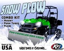 "ARCTIC CAT PROWLER 700 HDX CREW 2017 -  KFI UTV 60"" Snow Plow Combo Kit"