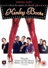 Kinky Boots [DVD] By Joel Edgerton,Chiwetel Ejiofor,Nick Barton,Peter Ettedgu.