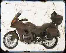 Bmw K1100Lt Se 94 2 A4 Metal Sign Motorbike Vintage Aged