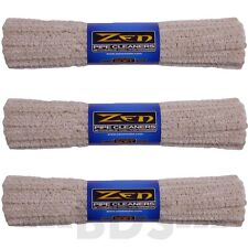 ZEN Soft Pipe Cleaner 3 Packs of 44 Hookah Slide Cotton Absorb Free Shipping