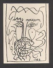 Pablo Picasso Tardieu-IV -