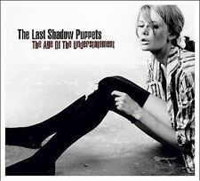 The Age of the Understatement [Digipak] by The Last Shadow Puppets (CD, May-2008, Domino)