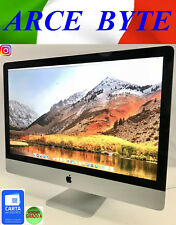 "APPLE IMAC 27"" RETINA 2K INTEL CORE i5 FATTURABILE HD 1TB RAM 8GB VIDEO 1GB DDR5"