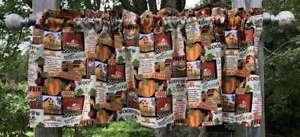 Pumpkin Autumn Harvest Farm Pie Recipe Patch Farmhouse Kitchen Curtain Valance