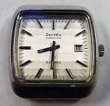 Armbanduhr Zentra Automatic Safari funktioniert (50)