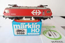 Digital Märklin HO/AC 3328 E - Lok BR 10103 SBB (AB/359-35S11/2)