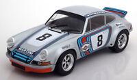 1:18 Solido Porsche 911 RSR #8, Targa Florio 1973 Martini