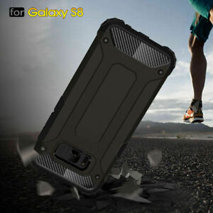 For Samsung Cover phone models - Slim Lightweight Strong Tough Bumper Armor Case