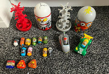 Mighty Beanz Job Lot Mighty Beanz Machinez RARE Beanz Special Editions ClipCases