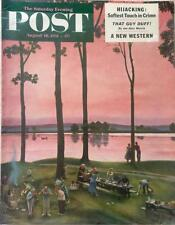 The Saturday Evening Post August 18, 1951 - FULL MAGAZINE