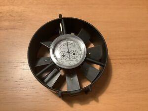 Vintage Davis Instrument Anemometer Air Flow Test Meter Coal Mining Mine NOS