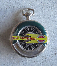 Franklin Mint Harley Davidson Prototype Pocket Watch Case LOOK