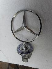 Mercedes Benz Hood Star Ornament W202 C220 C280 C36AMG  OEM Emblem
