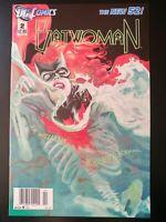 ⭐️ BATWOMAN #2 (2011 New 52, DC Comics) FN Comic Book