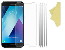 5 Pack Clear Screen Protector Cover Guards for Samsung Galaxy A5 2017 (a520)