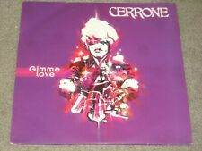 "Cerrone ‎– Gimme Love 2x12""         2001     ORIGINAL & REMIXES!!"