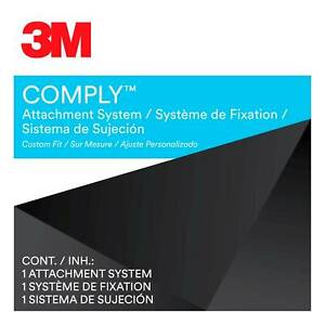 NEW Genuine 3M COMPLY Removeable Filter Attachment System for Laptops COMPLYCR