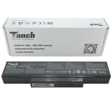 Tanch Laptop Battery For Msi CBPIL44, M660NBAT-6 10.8V 5200mAh battery