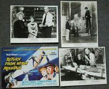 return from witch mountain 1978 rare disney press kit synopsis press photos
