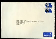 Denmark 1993 Airmail Cover To UK #C4559