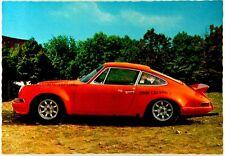 Cartolina Auto Porsche Carrera 6 cil. 2687 cc. Non Viaggiata