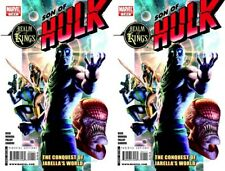 Realm of Kings: Son of Hulk #1 (2010) Marvel Comics - 2 Comics