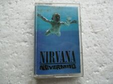 NIRVANA - Nevermind - Rare Thailand release Cassette / Tape