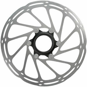 SRAM CenterLine Center-Lock 180mm Rotor with Rounded Edge