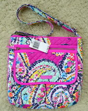 ICONIC MAILBAG Crossbody Wildflower Tapestry Vera Bradley New with Tag MSRP $88