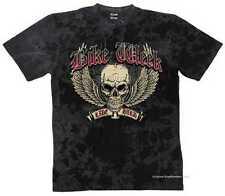 T Shirt Batik black Vintage HD Biker Chopper/&OldSchoolmotiv Modell High Rollin