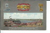 AY-187 - Dayton Scales Moneyweight System, 1907-1915 Advertising Postcard
