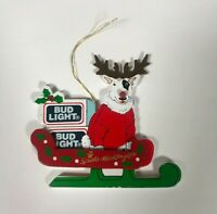RARE Vintage 1987 Spuds Mackenzie Bud Light Ornament - Holidays - Christmas Tree
