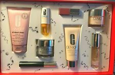 Clinique Festive Favourites 8 Pc. Boxed Gift Set Limited Edition Full Size NIB