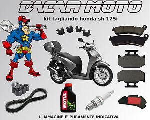 KIT TAGLIANDO HONDA SH 125 150 sh mode 2013 2014 2015 2016