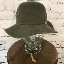 226b3fc3853b5 Size  XL. REI Hat Army Green Bucket Adventure Sides Snap Up Mens Sz M