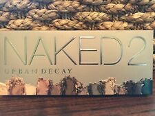 NIB NEW Urban Decay Naked2 Palette RARE DISCONTINUED Full Size