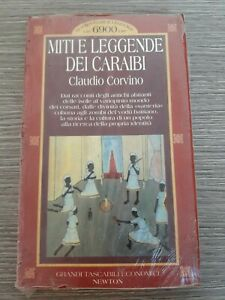 Corvino, Claudio - MITI E LEGGENDE DEI CARAIBI - Newton 1996