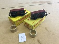 Triang TT Excellent Lot 20 T.178 X2 Open Truck With Oil Drum Load Boxed