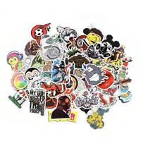 Lots100x Random Bomb Vinyl Laptop Skateboard Stickers Luggage Decals Sticker
