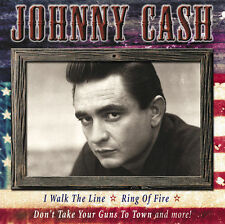 FREE US SHIP. on ANY 2 CDs! NEW CD Johnny Cash: All American Country