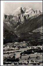 MAUTHEN Österreich AK Postkarte Gailtal Kellerwand Ansichtskarte Postcard