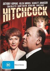Hitchcock (DVD, 2012) VGC FREE POST