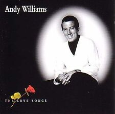 Easy Listening Pop Andy Williams Music CDs & DVDs