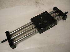 ROBOHAND X202022 5 AIR PNEUMATIC CYLINDER SLIDE LINEAR ACTUATOR FOR MACHINE SHOP